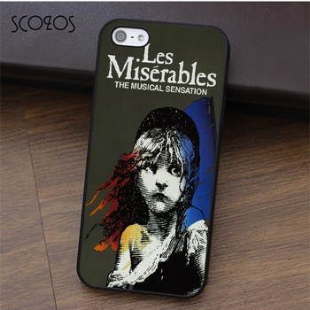 SCOZOS Les Miserables The Broadway Müzikali Sensation vaka iphone X 4 4 s 5 5 s Se 5C 6 6 s 7 8 6 & 6 s artı 7 artı 8 artı # fa388