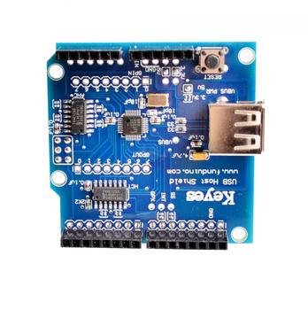 USB Host Shield 2.0 (Suppot Google ADK)