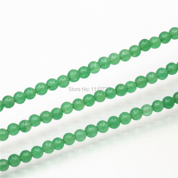 4-12mm Accessory Aventurine Loose Beads Semi Finished Stones Balls Gifts Round Diy Crafts Jewelry Making Girls Gifts Fitting